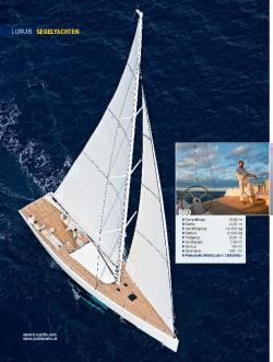 Luxus segelyachten  Luxus Segelyachten | YACHTREVUE.at