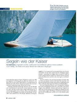 Luxus Segelyachten, Seiten 3/4 von 11