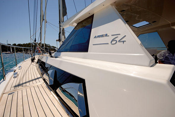 Amel 64 | YACHTREVUE at