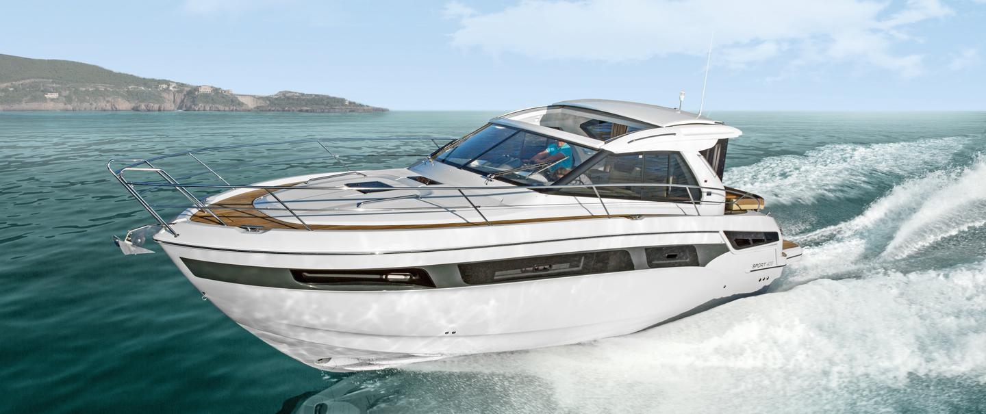 Bavaria New Sport 400