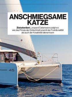 Leopard 45 | YACHTREVUE at